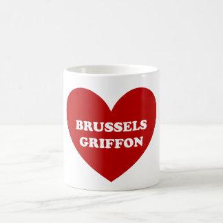 ブリュッセルGriffon コーヒーマグカップ