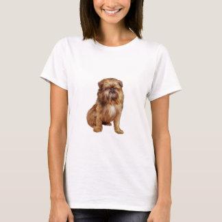 ブリュッセルGriffon #1 Tシャツ
