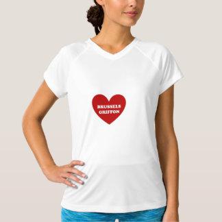 ブリュッセルGriffon Tシャツ