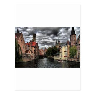 ブリュージュ、ベルギー ポストカード
