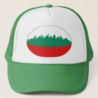 ブルガリアのすごい旗の帽子 キャップ
