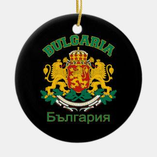 ブルガリアのオーナメント-カスタマイズ セラミックオーナメント