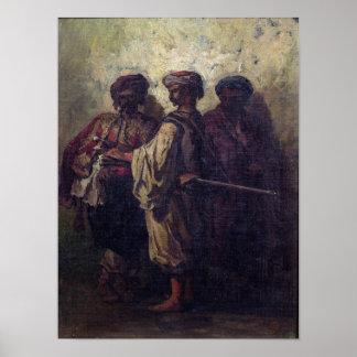 ブルガリアの兵士 ポスター