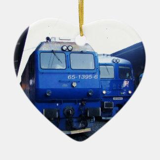 ブルガリアの列車 セラミックオーナメント