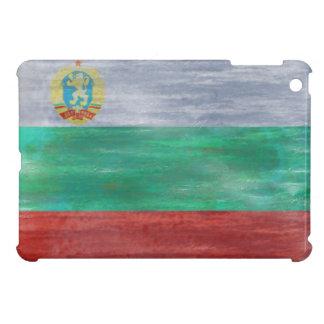 ブルガリアの動揺してな旗 iPad MINIカバー