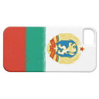 ブルガリアの動揺してな旗 iPhone SE/5/5s ケース