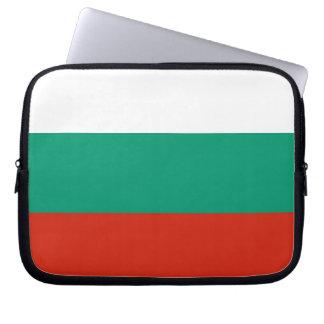 ブルガリアの旗のラップトップスリーブ ラップトップスリーブ