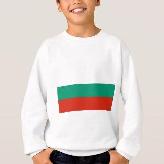 ブルガリアの旗 スウェットシャツ