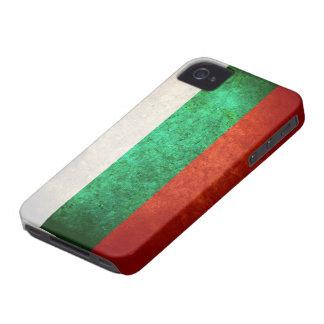 ブルガリアの旗 Case-Mate iPhone 4 ケース