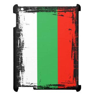 ブルガリアの旗 iPadケース