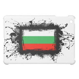 ブルガリアの旗 iPad MINIケース