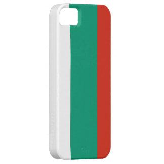 ブルガリアの旗 iPhone SE/5/5s ケース
