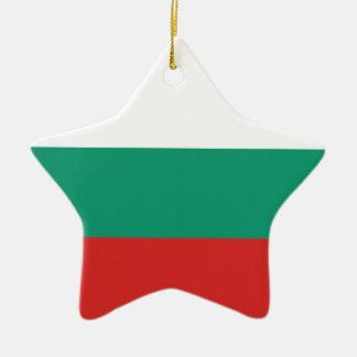 ブルガリアの明白な旗 セラミックオーナメント