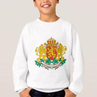 ブルガリアの紋章付き外衣 スウェットシャツ