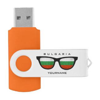 ブルガリアの陰のカスタムUSBドライブ USBフラッシュドライブ