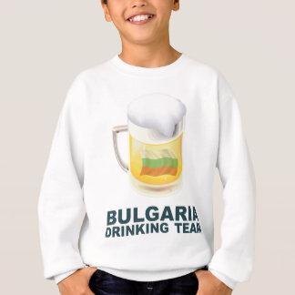 ブルガリアの飲むチーム スウェットシャツ