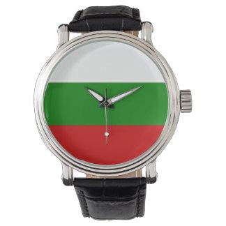 ブルガリア手の腕時計- Българияръкатачасовника 腕時計