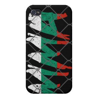 ブルガリアMMAの黒 iPhone 4 COVER