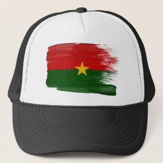 ブルキナファソの旗のトラック運転手の帽子 キャップ