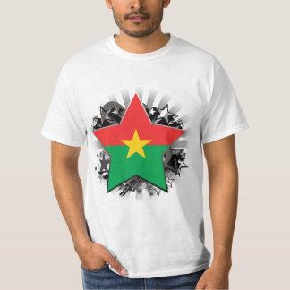 ブルキナファソの星 Tシャツ