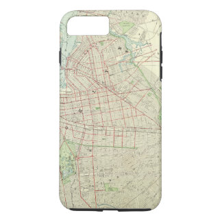 ブルックリンおよび近辺 iPhone 8 PLUS/7 PLUSケース