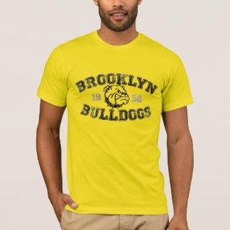 ブルックリンのブルドッグのTシャツ Tシャツ