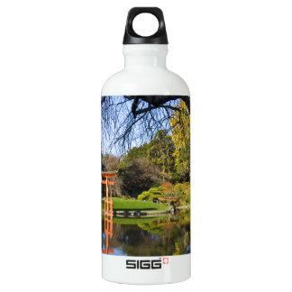 ブルックリンの植物園のニューヨークの秋 SIGG トラベラー 0.6L ウォーターボトル