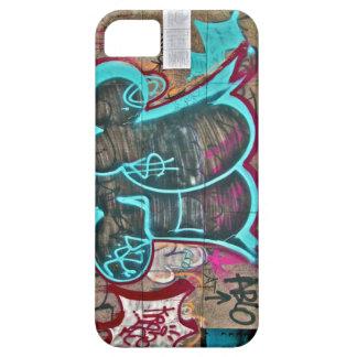 ブルックリンの落書きiphone 5の写真 iPhone SE/5/5s ケース
