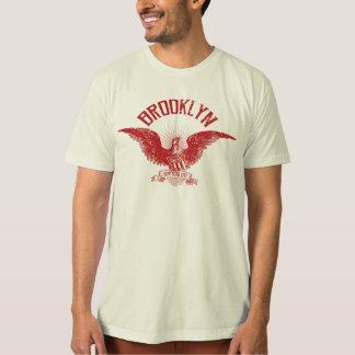 ブルックリンニューヨークのヴィンテージのワシのワイシャツ Tシャツ