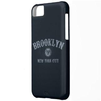 ブルックリンニューヨークの電話箱 iPhone5Cケース
