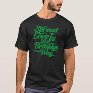 ブルックリン愛緑 Tシャツ