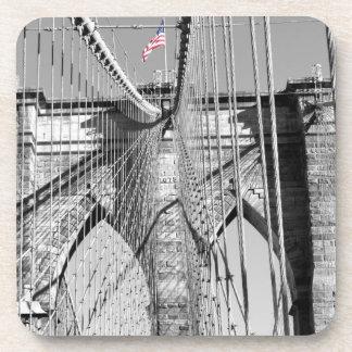 ブルックリン橋のコースター コースター