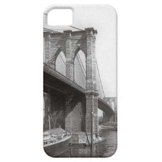 ブルックリン橋の写真 iPhone SE/5/5s ケース