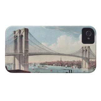 ブルックリン橋の絵画 Case-Mate iPhone 4 ケース