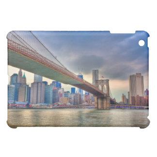 ブルックリン橋のIpadの場合 iPad Miniカバー