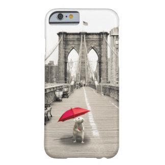 ブルックリン橋のiPhone6ケースのMartyのマウス Barely There iPhone 6 ケース