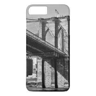 ブルックリン橋ニューヨークシティ iPhone 8 PLUS/7 PLUSケース