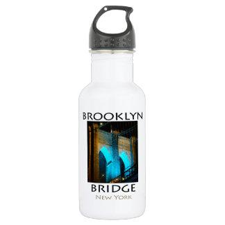 ブルックリン橋ニューヨーク 532ML ウォーターボトル