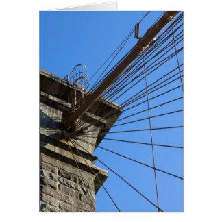 ブルックリン橋01 カード