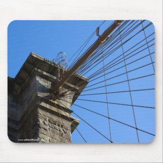 ブルックリン橋01 マウスパッド