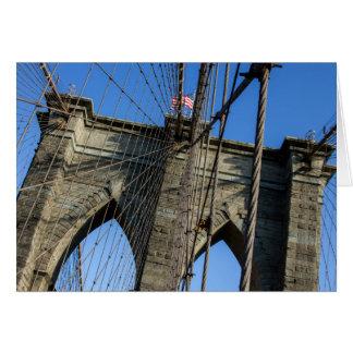 ブルックリン橋02 カード