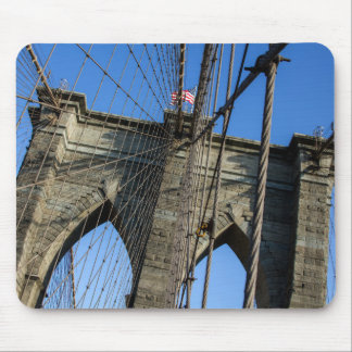 ブルックリン橋02 マウスパッド