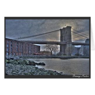 ブルックリン橋1 カード