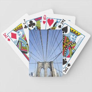 ブルックリン橋2 バイスクルトランプ
