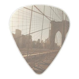 ブルックリン橋 アセタール ギターピック
