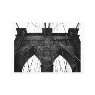 ブルックリン橋 キャンバスプリント