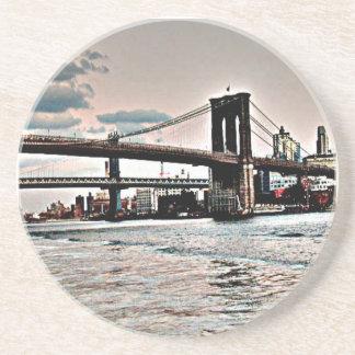 ブルックリン橋 コースター