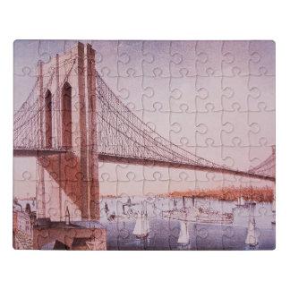 ブルックリン橋 ジグソーパズル
