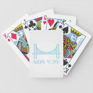 ブルックリン橋|ニューヨークシティ バイスクルトランプ