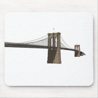 ブルックリン橋: ニューヨークシティ: 3Dモデル: マウスパッド